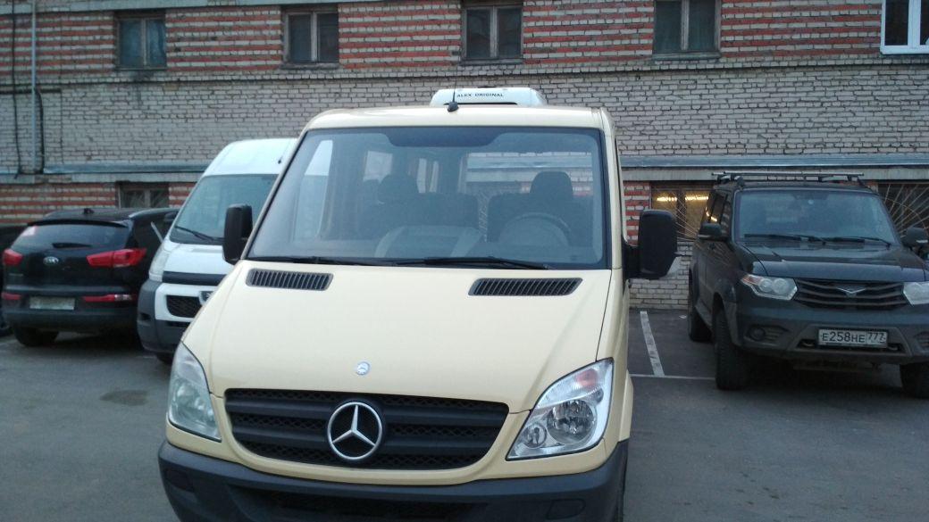 Специализированный автомобиль Mercedes-BenzSprinter